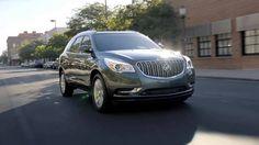 Battle Creek MI   Buick Enclave Interior Luxury Overview