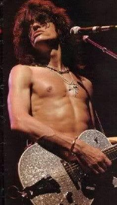Joe Perry ~ Crystal LeCompte uploaded this image to 'Aerosmith'. See the album on Photobucket.