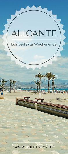 Du willst ein perfektes Wochenende in Alicante verbringen? Alle Tipps und Ideen für Alicante findest du hier.