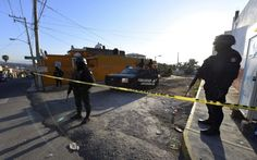 Φρίκη προκαλεί το νέο ρεκόρ δολοφονιών στο Μεξικό