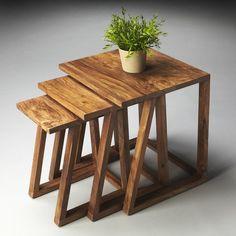 Butler 2041140 Nesting Tables - Butler Loft - 2041140