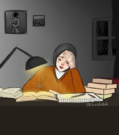 Ideas for fashion art illustration inspiration artists Drawing Artist, Woman Drawing, Art And Illustration, Painting Illustrations, Tmblr Girl, Hijab Drawing, Islamic Cartoon, Hijab Cartoon, Arte Pop