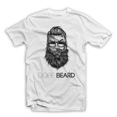 All Beard Money t-shirts are printed on 100% cotton, 4.3 ounce premium shirts. Beard Money uses durable, lightweight inks for all t-shirt prints. All t-shirts feature a tagless size label Shipping Cos