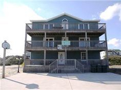 "Welcome to ""Sea Breeze"".  This beautifully furnished home offers the perfect location for your next OBX family getaway. The spacious, well ..."
