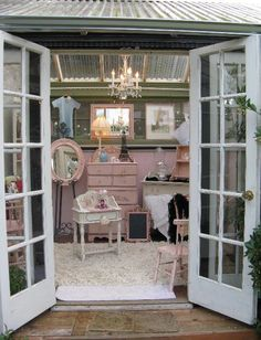 via Romantic Vintage Home