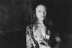 "© Nobuyoshi Araki, 2012-2014, 'Last by Leica' series ""Last by Leica"" is is a kind of visual diary in which Araki draws his photographic impressions and ideas together into a touching commentary on his life, artistic work and working method. Young women, proliferating Japanese urban landscapes, rifts in cloud configurations – these all point to his life themes. Photographed with a Leica M7 – the last analogous camera produced by Leica – Araki completes with ""Last by Leica"" his Lei..."