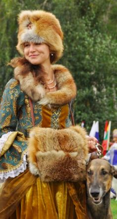 "lamus-dworski: "" Costume of Polish szlachta (nobility), c. Photo via ogarkowo."