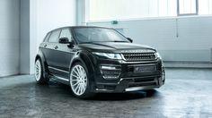 HAMANN Range Rover Evoque Facelift