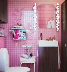 pink mosaic tiles - Google Search