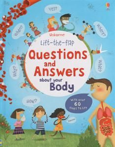 This engaging book answers all kinds of body questions that young children ask. Lift the flaps to discover when, where, what, why , who, how... only $14.99 find it at: www.familyreadinghabit.com
