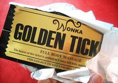 This site is awesome for fun printable coupons for your sweetie... especially love the idea of a golden ticket you can send with a chocolate bar :)