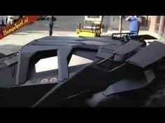 Batmobile parade