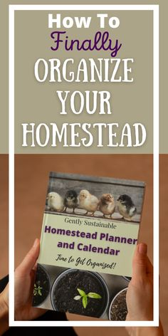 Would you like to run a well-organized, profitable and strategic homestead? Tired of chasing your tail trying to keep up with all of the homestead details? I hear you, that's why I created this homestead planner and calendar! How to organize a homestead? This is your answer! #homesteadplanner Subsistence Agriculture, Pioneer Life, Homestead Farm, Urban Homesteading, Farms Living, Homesteads, Hobby Farms, Learning To Be, Life Planner
