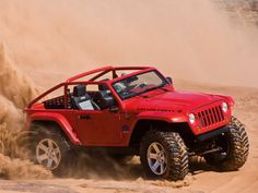 fullthrottleauto:    Jeep Lower Forty Concept