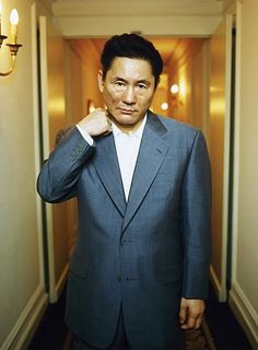 Takeshi Kitano Probably Making Yakuza Trilogy Takeshi Kitano, Martial, Actor Studio, Battle Royale, Perfect Boy, Famous Men, Moving Pictures, Film Director, Screenwriting