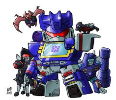 Little Soundwave and Co.