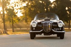 1955 Lancia Aurelia wallpaper