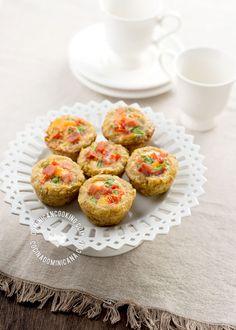 Basado en nuestro popular desayuno, hemos hecho estos Bocaditos de Mangú de Desayuno que son perfectos para una fiesta o bufet.