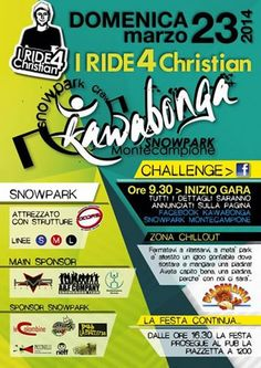 I Ride 4 Christian a Montecampione http://www.panesalamina.com/2014/23079-i-ride-4-christian-a-montecampione.html