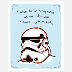 Storm Trooper confessions