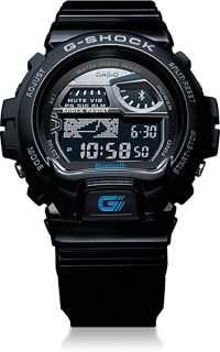 Casio has officially announced the Bluetooth G-Shock, a $180 Bluetooth v4-enabled smart watch.