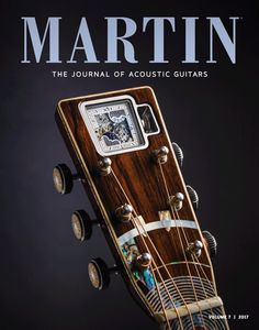 Martin|Journal Of Acoustic Guitars | C.F. Martin & Co.