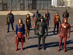 'Arrow'-verse/The CW