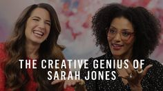 The Creative Process, Trusting Your Intuition & More With Sarah Jones