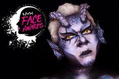 RETO #1 NYX FACE AWARDS MEXICO 2016 -CUENTO DE HADAS-