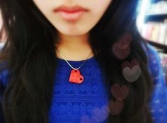 How to Make a Cute and Easy Lego Heart Necklace - Snapguide