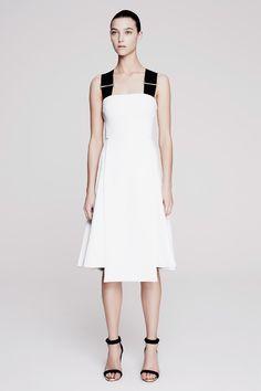Josh-Goot resort-2015 white dress