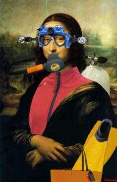Mona scuba