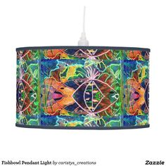 Illuminate your home with Lighting lamps from Zazzle. Choose from our pendant, tripod or table lamps. Find the right lamp for you today! Fishbowl, Hanging Lights, Pendant Lamp, Lamp Light, Lighting, Round Fish Tank, Fish Bowl Vases, Swag Light, Hanging Pendants