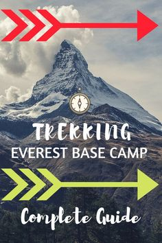 PIN FOR LATER! This article has everything you'll ever want to know about trekking Everest base camp - like how to meet other trekkers to go with, costs, what to pack, medical risks, what the accomodation is like, and more! Written by a trekking expert!