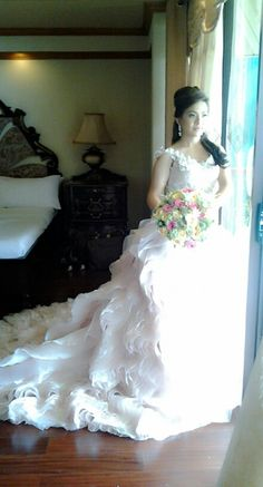EJ Relampagos Wedding Gown