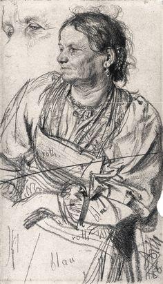 Francis Vallejo   inspiration: adolf menzel b.1815-1905