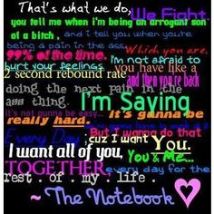 The Notebook movietv-quotes
