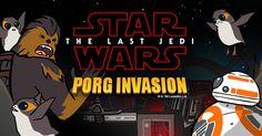Star Wars: Porg Invasion is the Best Facebook Game Bar None