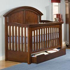 Monroe Convertible Crib from PoshTots