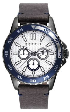 Esprit For Men Analog, Dress Watch Casio, Egypt, Latest Fashion, Watches For Men, Quartz, Michael Kors, Band, Outfit, Leather