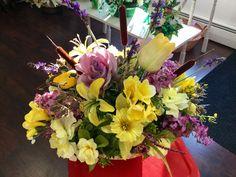 Custom order at Silk Florals 2017