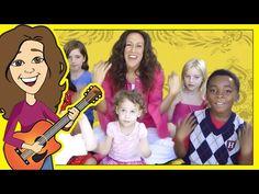 Spanish Children's Songs – Patty Shukla Kids Music Music For Kids, Story Time, Zumba, Baby Kids, Spanish, Preschool, Family Guy, Youtube, Body