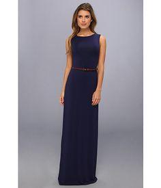 Tart Helena Maxi Dress Dot Stripe - 6pm.com
