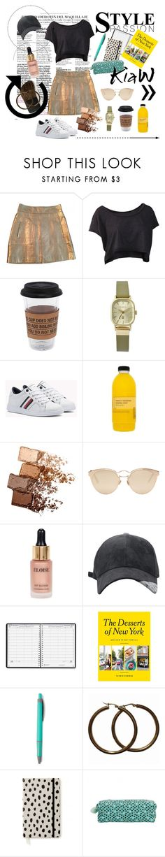 """""""Low"""" by rock-ccx on Polyvore featuring moda, Puebco, Maybelline, Mary Kay, Christian Dior, Eloise, House of Doolittle, Chronicle Books e Paperchase"""