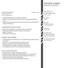ISSUU - Vivien Chen - Interior Design Portfolio by Vivien Chen