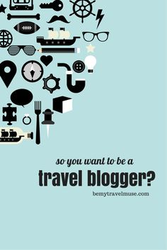 So you want to be a travel blogger? Click through to read about the first steps on how to start a travel blog - advice from a blogger with tens of thousands of readers each month.