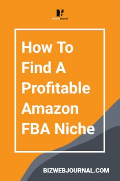 If you want to sell on Amazon the first thing you will need to do is find your Amazon FBA niche. In this video I will show you how to do Amazon FBA niche research. Amazon Fba Business, Sell On Amazon, Free Training, Things To Sell