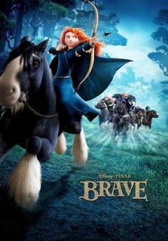 Brave Disney Pixar Movies, Film Disney, Disney And Dreamworks, Disney Art, Brave Disney, Brave Merida, Princesa Merida Disney, Brave Wallpaper, Disney Worlds