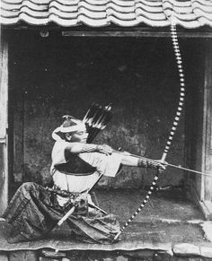 Let's Get Back To Old Japan - Photos of Real Life Samurais & More
