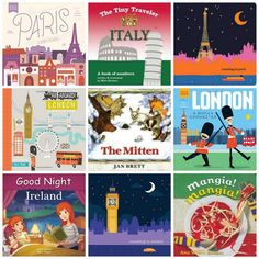 Board Books about Europe. Perfect multicultural books for families and preschools who want to introduce cultural awareness. Introduce your baby or toddler to world cultures :) Library Activities, Preschool Activities, Preschool Learning, Toddler Books, Childrens Books, Preschools, Kids Around The World, Fiction And Nonfiction, Global Citizen